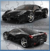 WCA Ferrari 458 black Jigsaw
