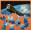 MR Space Ship Puzzle