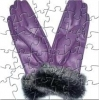 Ladies Leather Gloves Puzzle (Ladies Leather Gloves Puzzle)