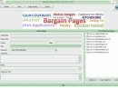 Bargain Pages  article Submitter