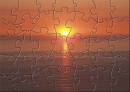 apl sunset over the cornish coast puzzle