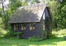 TRC Wood Hut Jigsaw Puzzle