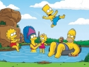 Funny Simpsons Puzzle