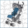 US Baby Stroller Puzzle