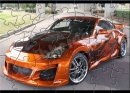 Quee Fast Car Puzzle
