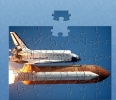 Space Shuttle Puzzle Game