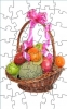 Gourmet Food Gift Basket Puzzle
