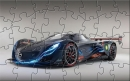 AIEW Race Car Puzzle