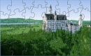 CPA Neuschwanstein Castle Puzzle