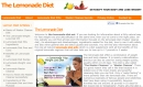 La Dieta de la Limonada, Recetas e Informaci�n (The Lemonade Diet Recipes and Info)