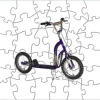 WIAMMA Super Scooter Puzzle