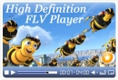 Flash Video FLV Player for Dreamweaver
