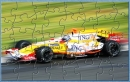 JDI F1 Renault Puzzle