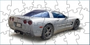 Longaberger Corvette Puzzle