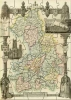 LLBD Antique Map of Cambridge