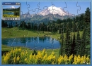 CSR Nature Mountain Puzzle