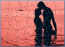 Romantic Love Jigsaw Puzzle