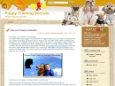 Quick Puppy Training Secrets