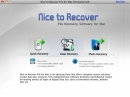 Nice to Recover File for Mac