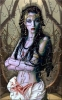 Beautiful Womens Vampire Puzzle