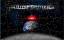 Transformers 3 Poster Puzzle