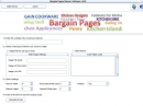 Bargain Pages  Banner Software