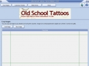Old School Tattoos Theme Generator