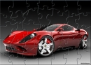 JPP Ferrari Dino Puzzle