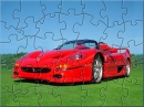 LE Super Car Puzzle