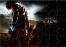 SM Cowboys vs Aliens Puzzle