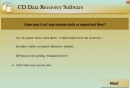 CD Data Recovery Software