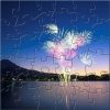 Firework puzzle Game