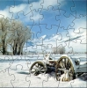 White Snownature Puzzle