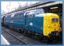 GL Deltic Train Puzzle