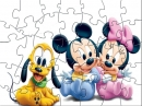 Disney Baby Puzzle Game