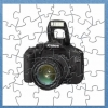 Canon 550D Puzzle