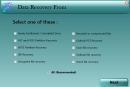 Data Recovery From