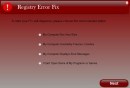 Registry Error Fix (Corrector de errores del Registro) (Registry Error Fix)