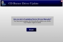 CD Burner Driver Update