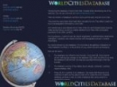 World Cities Database - MySQL