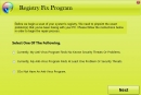 Registry Fix Program