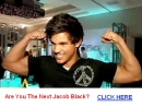 Taylor Lautner Workout Plan