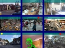 Dynamic IP Camera Video Surveillance