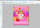 Birthday Card Designing