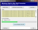 Windows Mail to Entourage