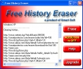 #1 Free History Eraser