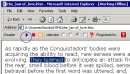 Internet Explorer Page-Reader Bar