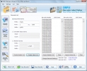 Courier Mails Barcode Software