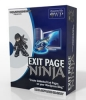 Exit Page NINJA Wordpress Plugin
