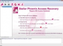 Stellar Phoenix Access Database Recovery